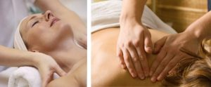 Lympathatic drainage massage